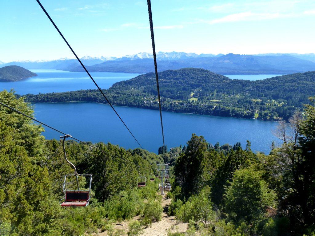 Circuito Grande Bariloche : Bariloche weltreise juli